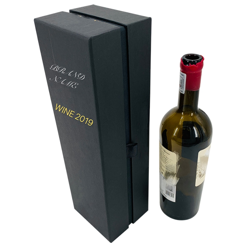 Premium Packaging Box for Wine, Wine Box, Luxurious Wine Packaging