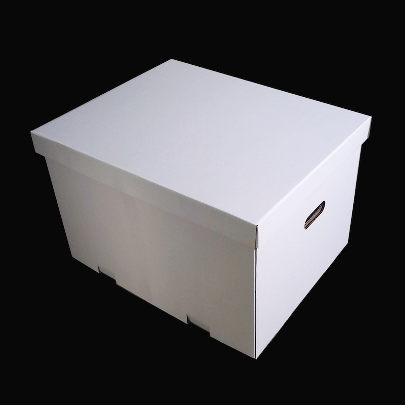 Paper Box for Documents Big Bride Boxes
