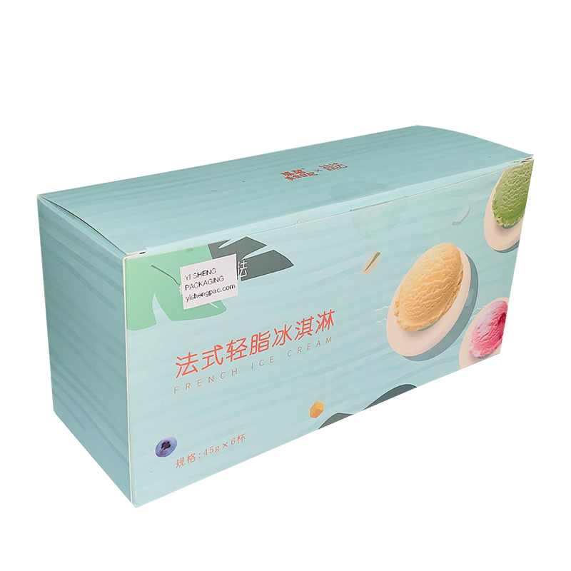 Paper Box for Baking Food Packaging Box